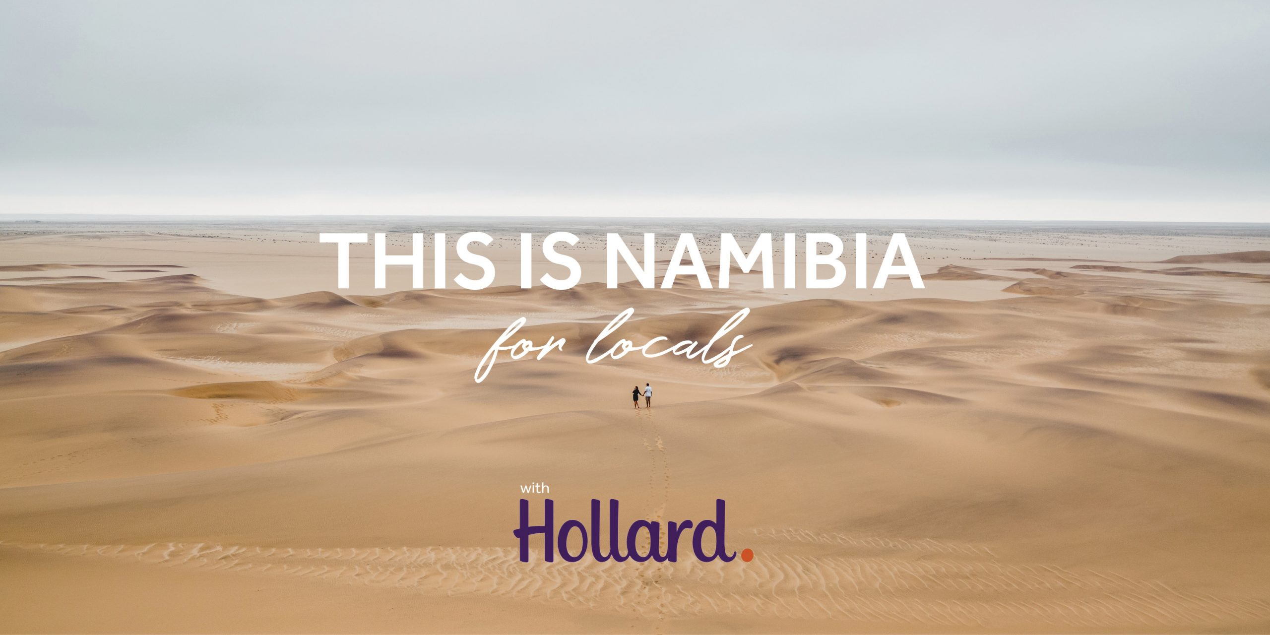 this is namibia for locals banner